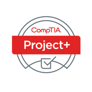 CompTIA Project+ certification-logo | Outcert