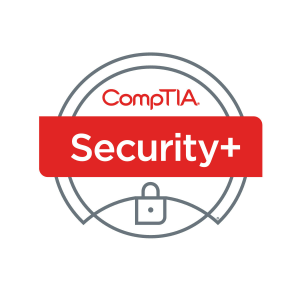 CompTIA Security+ certification-logo | Outcert